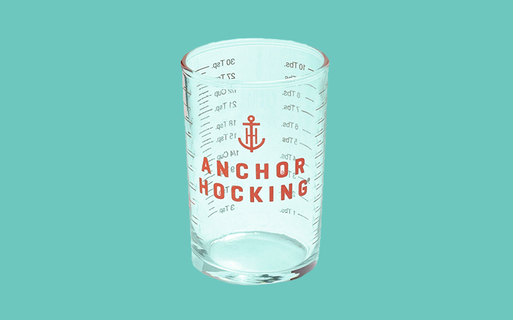 Versatile Measuring Cup from Anchor Hocking