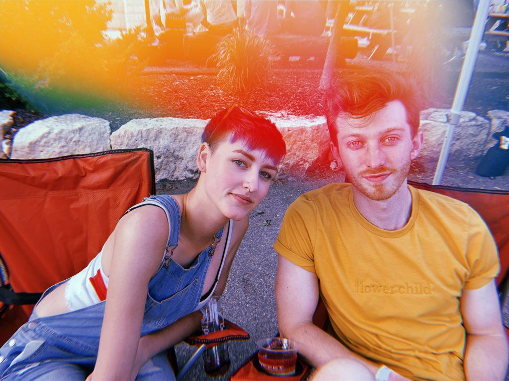Sam and Hannah