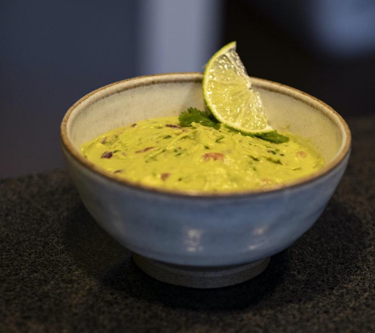 Irresistible Guacamole
