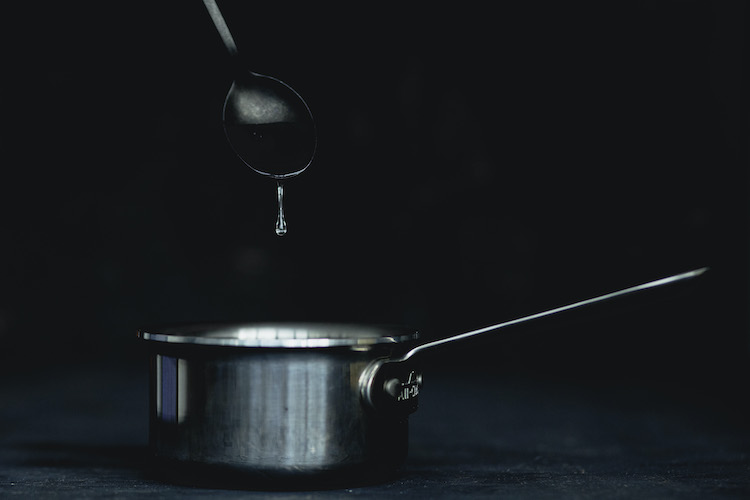 Simple Syrup Recipe to add sweetness to cocktail