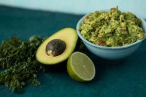 Healthy Guacamole Recipe