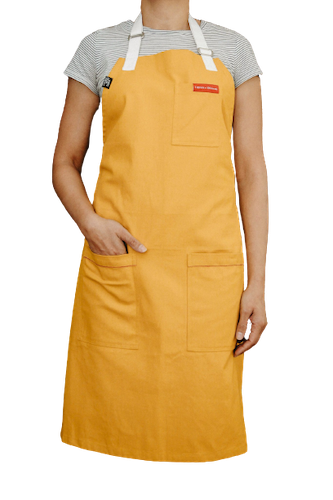 Cooks Who Feed - Turmeric Apron